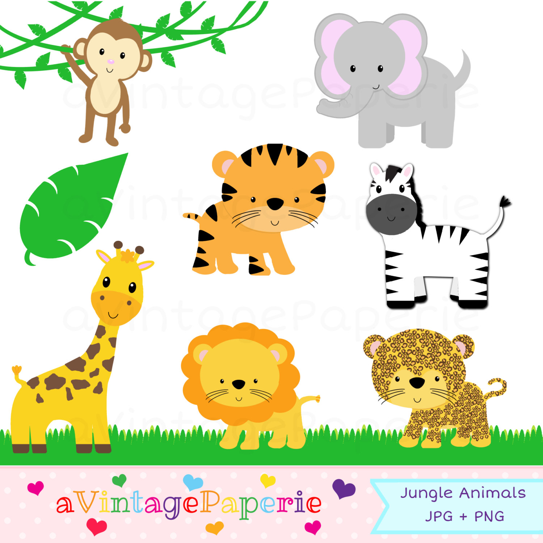 Jungle Zoo Clipart 20 Free Cliparts