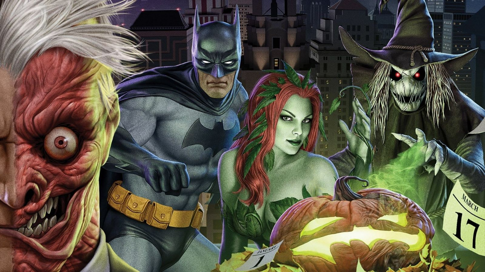 Earlier this year, fans had reason to hope it would be safe enough for the highly anticipated slate of marvel and dc movies to get their theatrical releases in. Batman: The Long Halloween, Part Two (2021) Full Movies ...