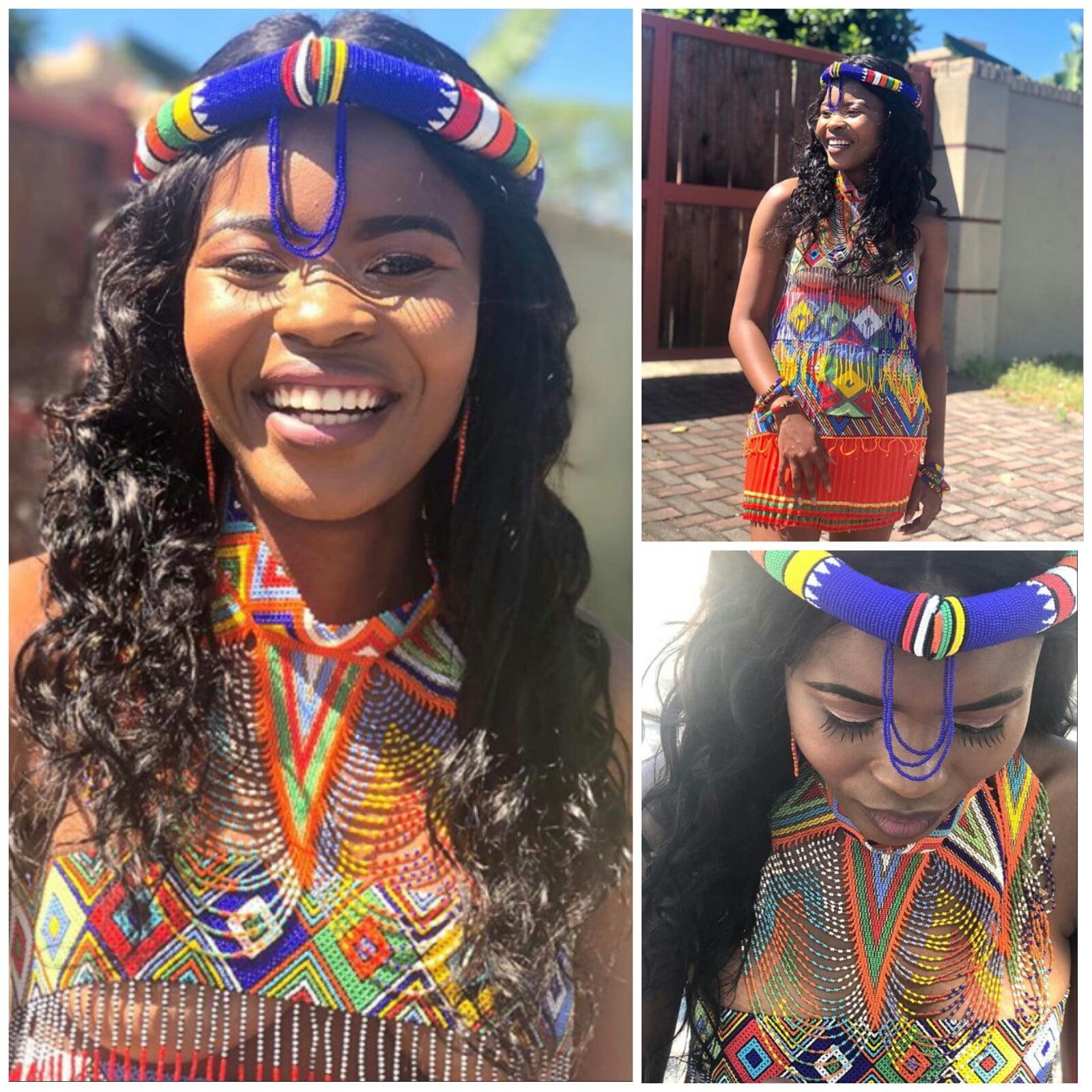Traditional Wedding Attire Zulu