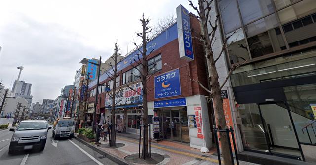 コートダジュール藤沢駅南口店の外観