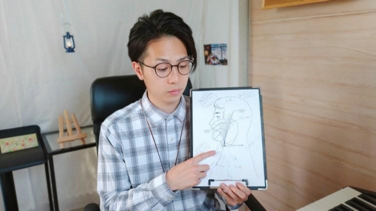 早川講師のレッスン中写真
