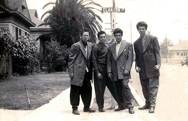 This June marks the 74th anniversary of the Zoot Suit Riots, a series of weeklong race riots that swept Los Angeles in the summer of 1943. The spirit lives on today