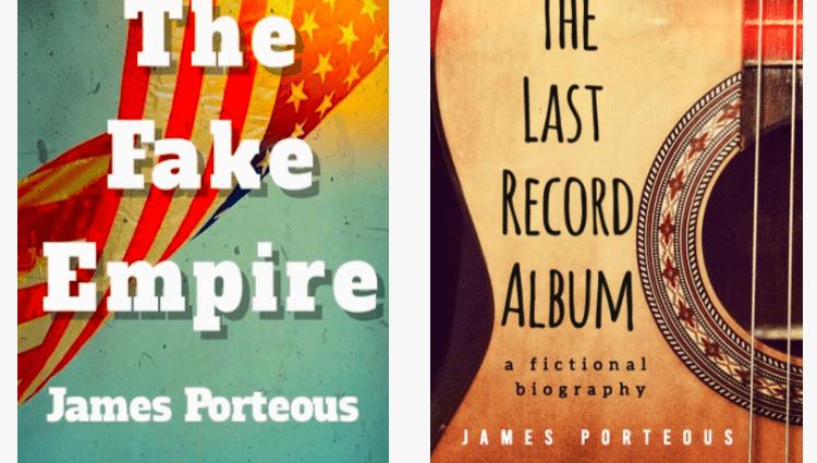 novels by james porteous