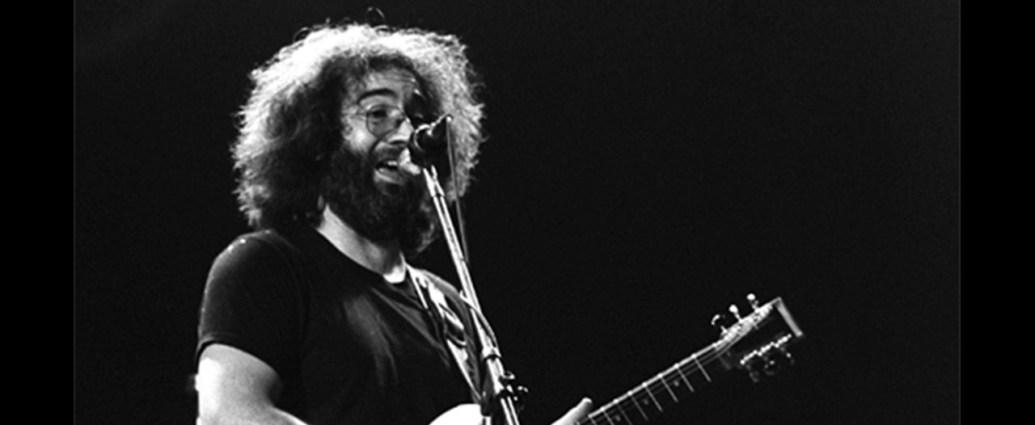 Jerry Garcia circa 1976
