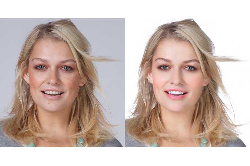 Beauty Photo Editing
