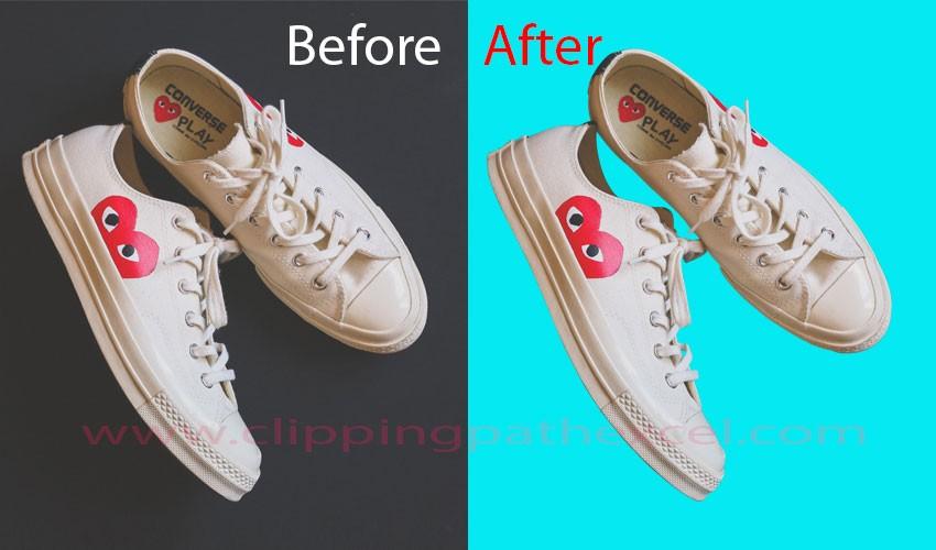 e-commerce Image editing