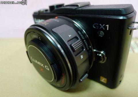 panasonic GX1 pro