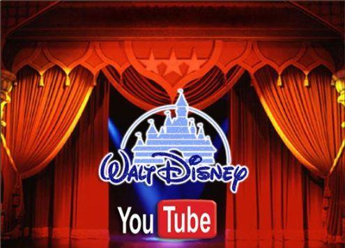 disney alquiler youtube