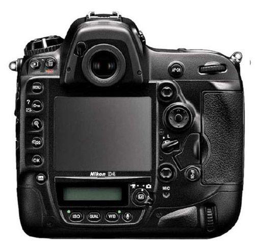 Nikon-D4 back