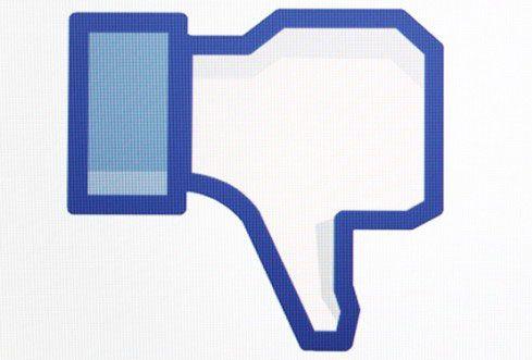 enemy facebook dislike