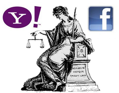 yahoo facebook