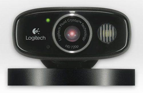 Logitech webcam broadcast