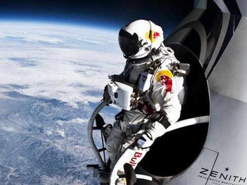 Red Bull, Stratos