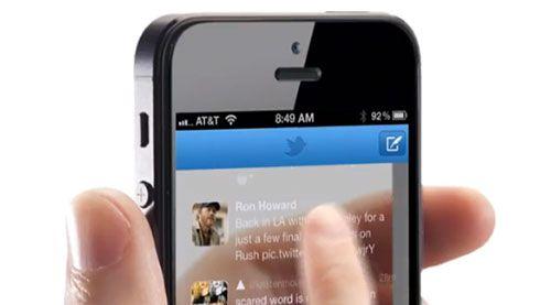 iphone transparent display
