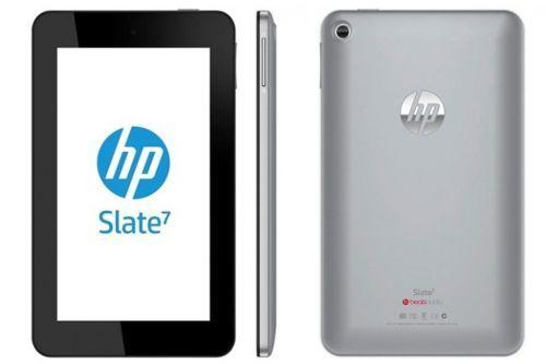 HP Slate 7 tablet bajo coste