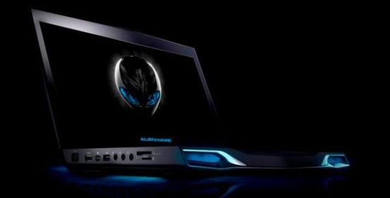 Alienware Iron Man clipset