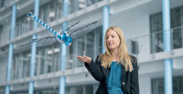 BionicOpter Drone libelula