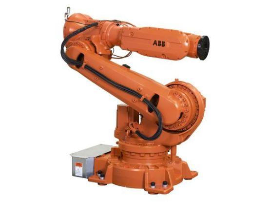 Brazo Robotico ABB Iron Man clipset