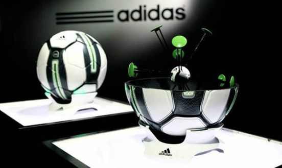 Adidas Smart Ball balon inteligente clipset