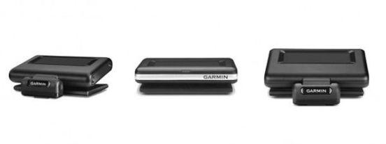 GPS Garmin HUD exterior clipset