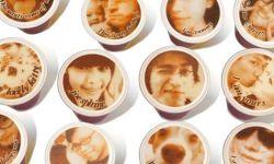 Imagenes impresora espuma cafe clipset