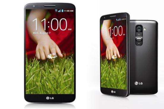 LG G2 imagenes clipset