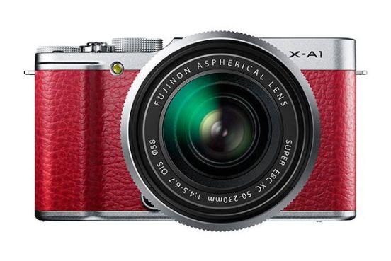 X-A1_Red_Front_50-230mm