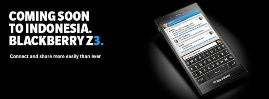 Blackberry Z3 2