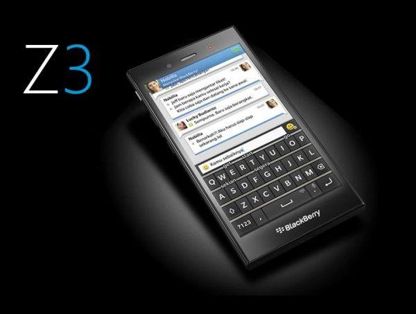 Blackberry Z3 3