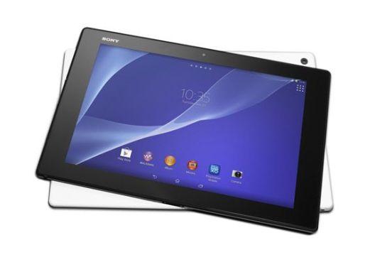 Xperia Z2 Tablet_colour range