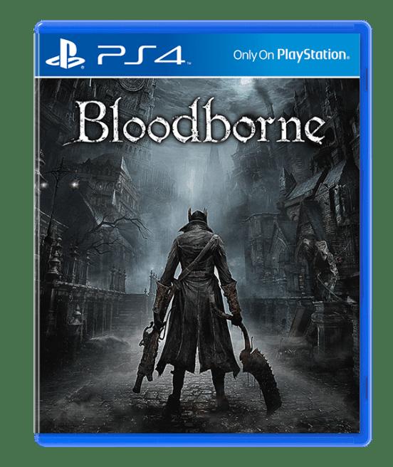 Bloodborne - Box Art