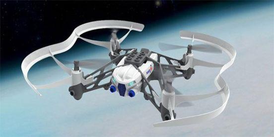 minidrone parrot cargo night3