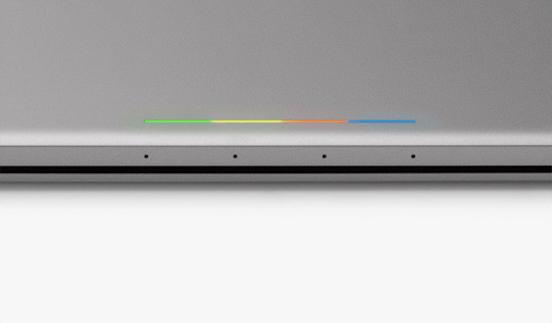 Pixel C luz