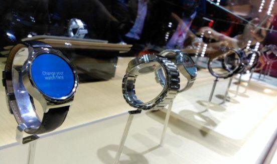 Relojes Smartwatch Huawei IFA clipset