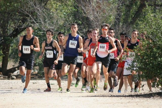 deportistas corriendo