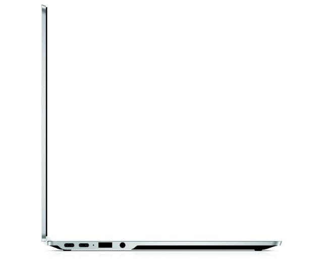 HP Chromebook 13 lateral