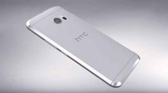 HTC 10 filtrado trasera