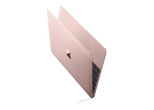 MacBook oro rosa