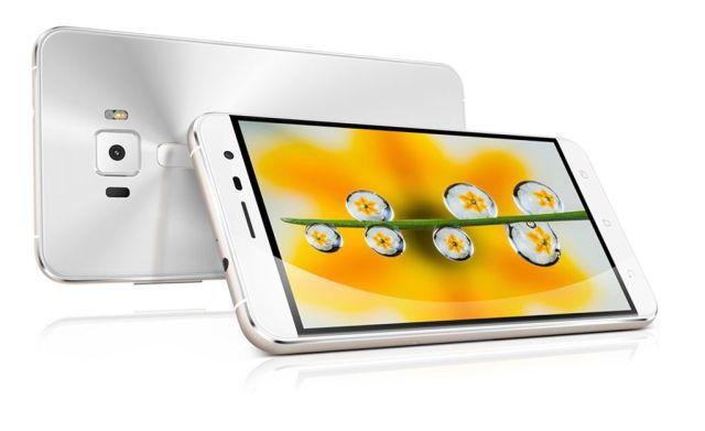 Asus ZenFone 3 blanco