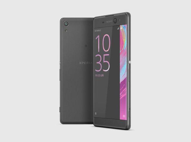 Sony Xperia XA Ultra negro