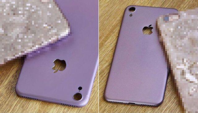 iphone7 altavoces