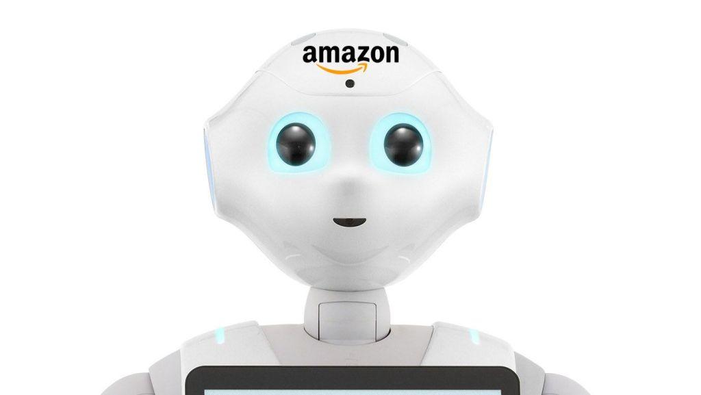 Amazon prepara un robot Echo con ruedas