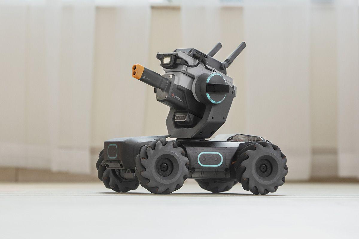 DJI RoboMaster S1 01