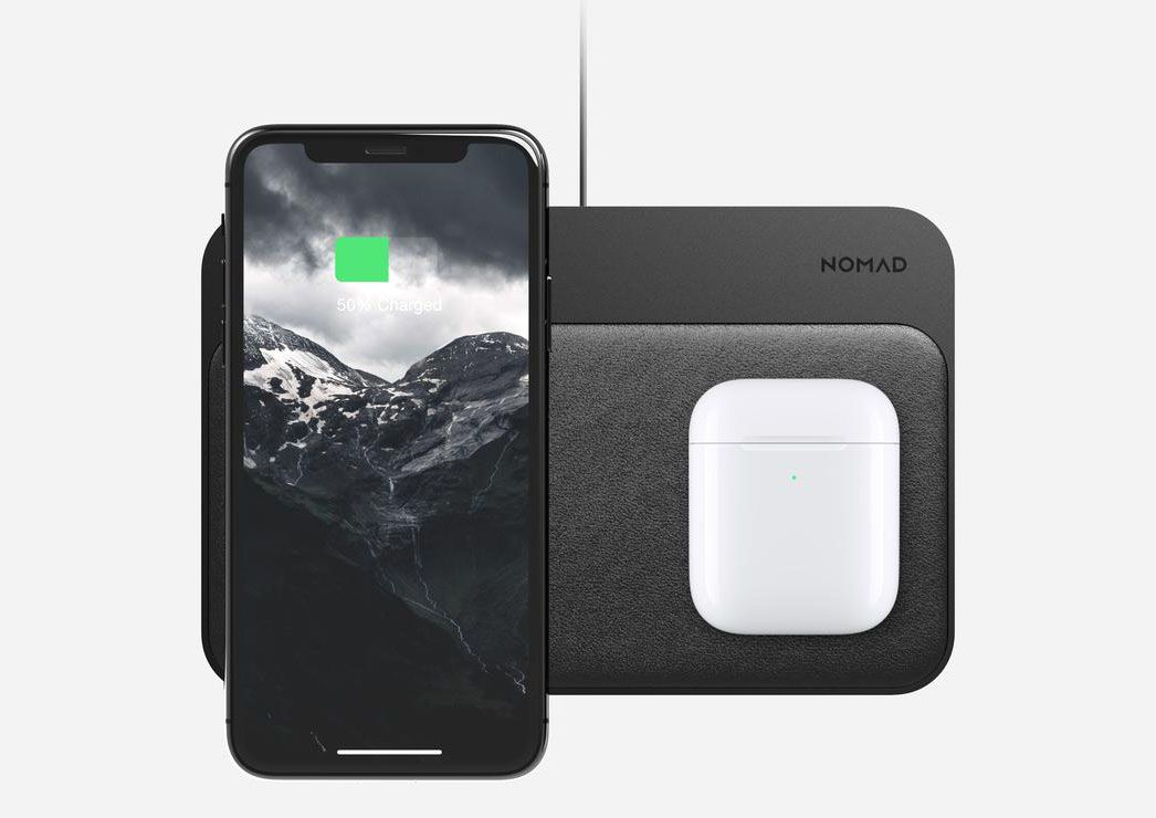 Nomad Wireless Charging Station