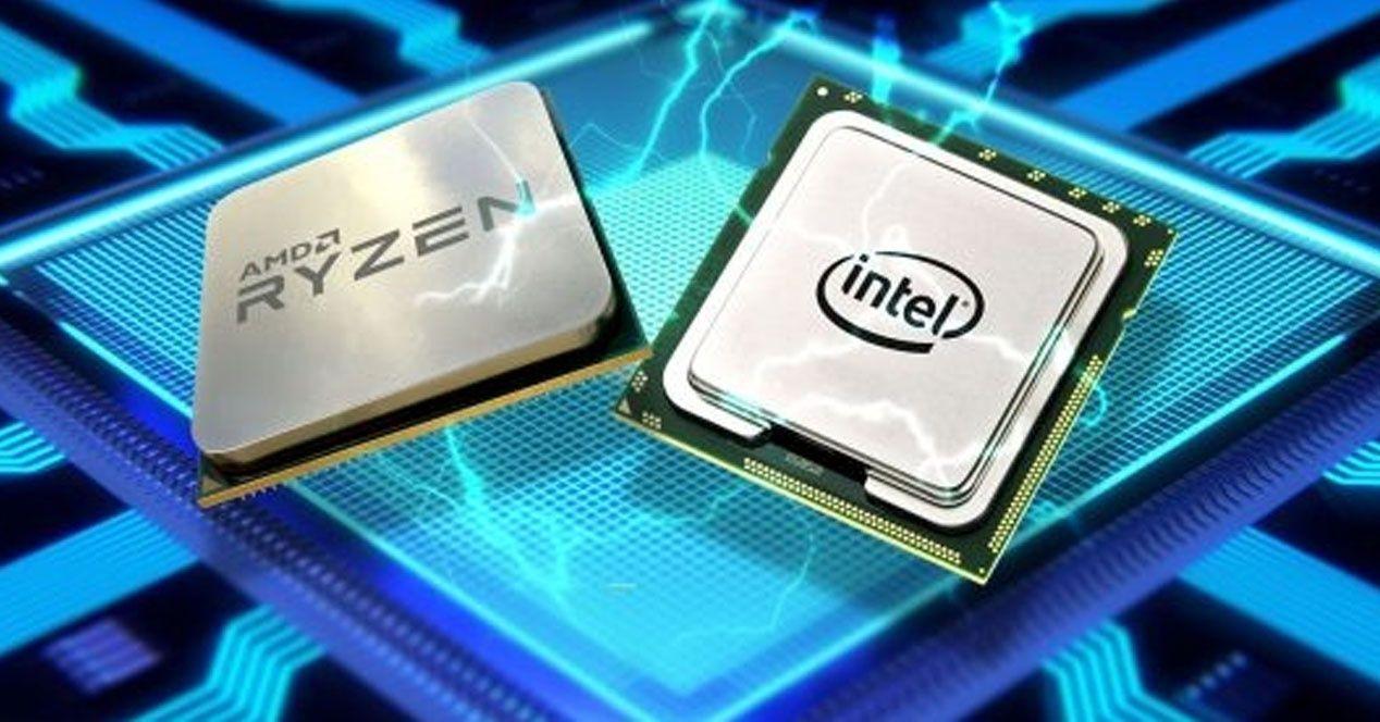 Procesadores-Intel-AMD