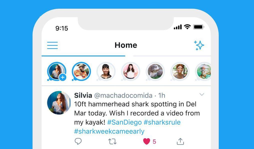 Twitter estrena Fleets, su versión de las historias de Snapchat o Instagram