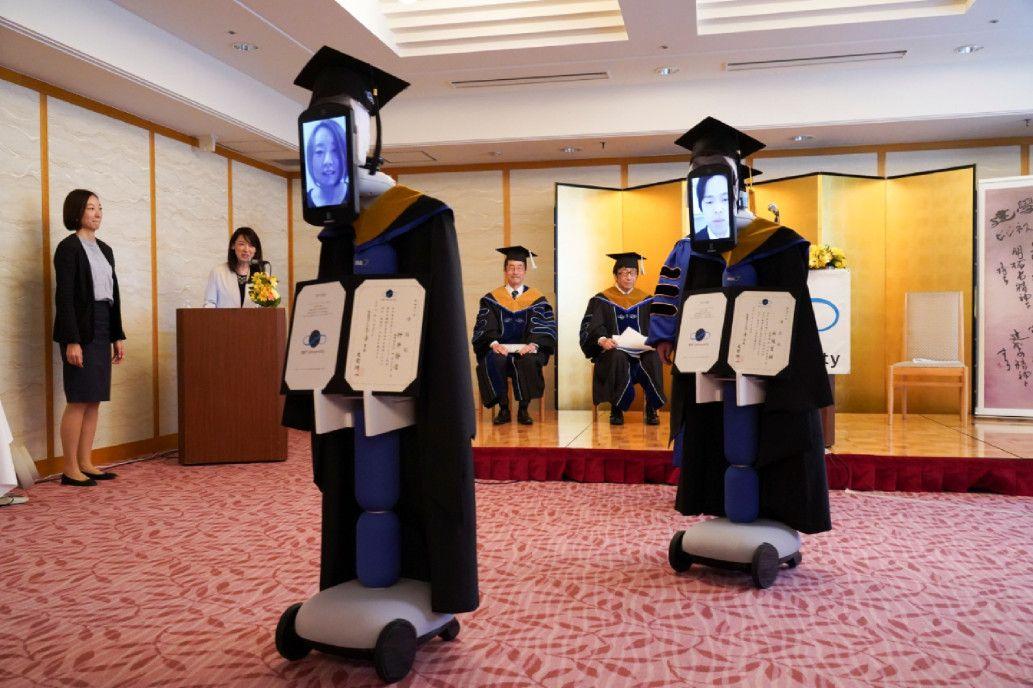 robot telepresencia