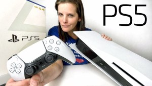 sony ps5 playstation unbox