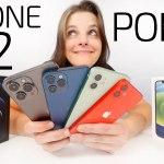 iphone 12 comparativa