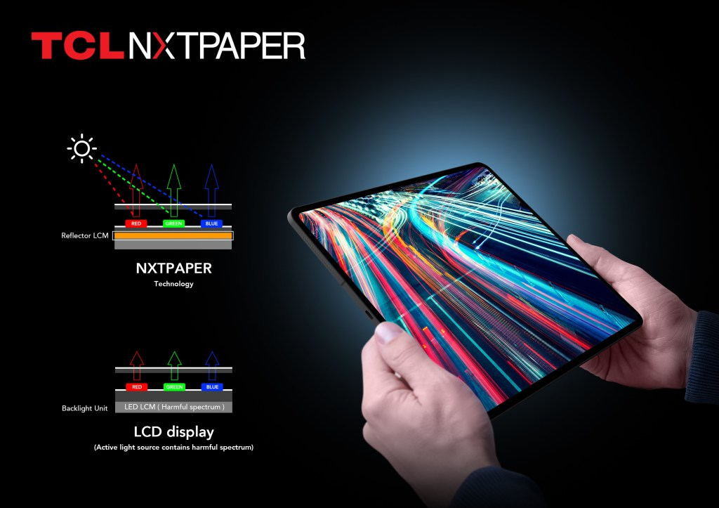 tcl nxtpaper color 1